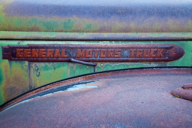 An old chevy logo